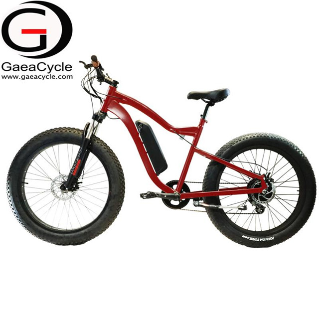 Fat Tire 1000W Mountain Electric Bicycle