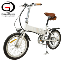 20inch Cheap Small Electric Folding Bicycle