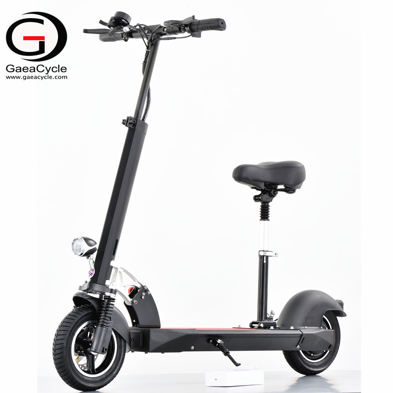 2019 New Cheap Folding Electric Scooter with Seat