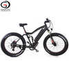 Full Suspension 500W Fat Tire Electric Bike