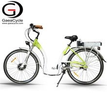 City Electric Bicycle 700c For Lady