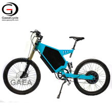 48V 3000W Stealth Bomber Electric Bike Mountain Bicycle Fat Tire 2 Wheel Powerful 80km/h ebike
