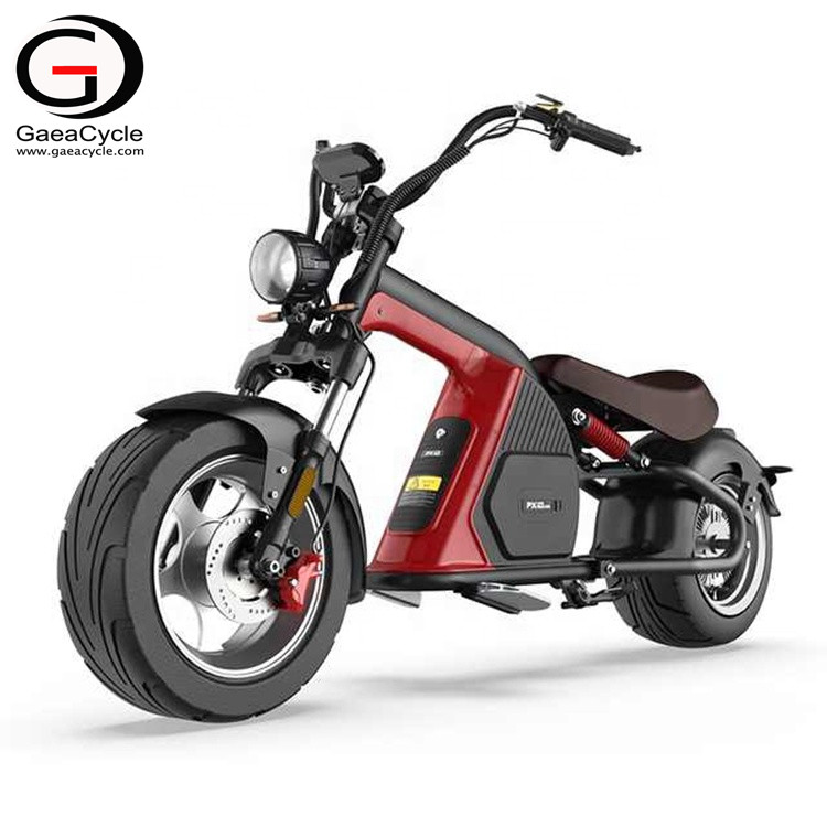 3000W Newest Fat Tire Electric Scooter Citycoco Chopper Scooter EEC/COC