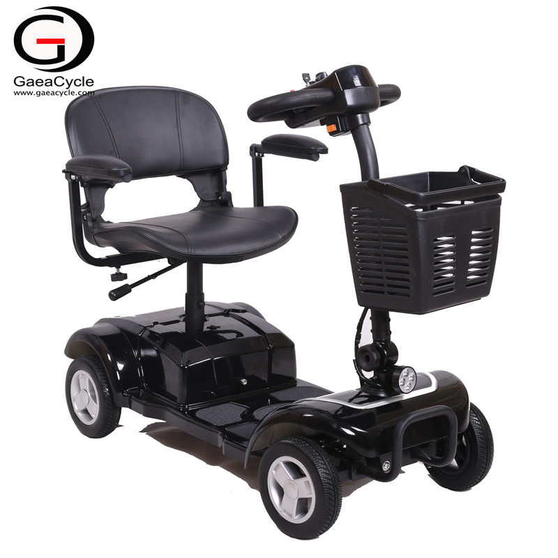 4 Wheels Electric Handicapped Mobility Scooter for Old And Disable Person