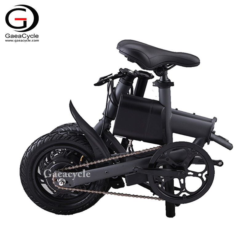Small Size Electric Bike 36V 240W Ebikes Powerful Bicycle Fast Folding on Sale 2020
