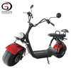 2019 Emak/COC/EEC 2 Wheel Electric Scooter 1500W Citycoco For Adult