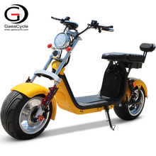New Double Battery Citycoco Fat Tire Electric Scooter
