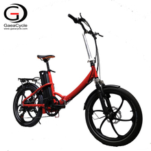 20inch Six-spoke Wheel City Folding Electric Bicycle