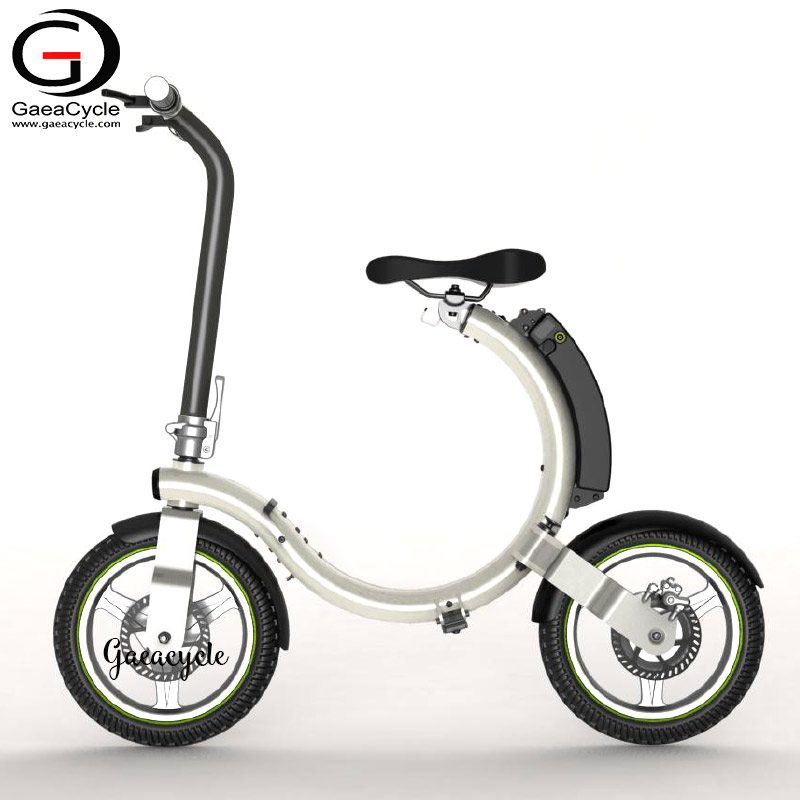 New 360 degree Full Folding Electric Scooter Mini ebike for Sale