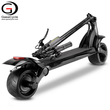 2020 Fast Dual Motor Electric Scooter Urban Wide Tyre Kick Scooters on Sale