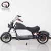 New 2000W EEC Citycoco Electric Scooter Fat Tire Electric Motorcycle 2020