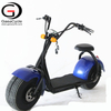 Cheap Classic Fat Tire Electric Scooter Citycoco