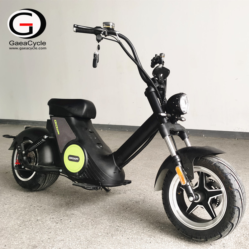 2000w/3000w High Power EEC COC Approval Golf Citycoco Electric Scooter Motorcycle