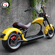 EEC 2000W Newest Citycoco M1 Fat Tire Electric Chopper Scooter Powerful Motorcycle