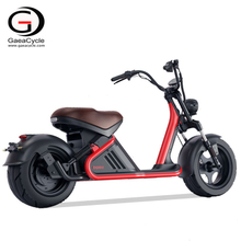 EEC COC Approval 1500W/2000W Citycoco fat tire city coco Electric chopper Scooter with removable battery