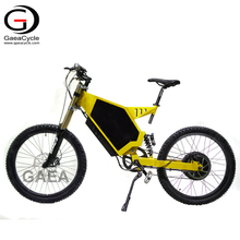 High Speed Electric Bike Stealth Bomber Electric Bicycle LCD display 48V 30ah Samsung Battery Sportbike for Adults