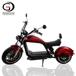 Biggest Battery Long Range Adult EEC COC Chopper Motorcycle Electric Scooter