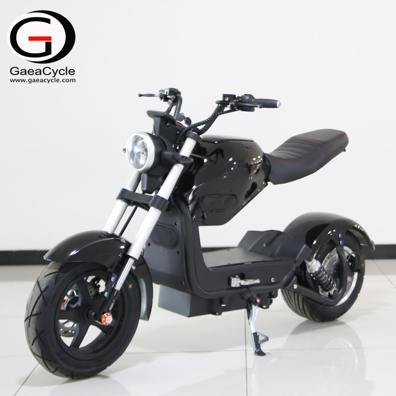 2019 Fat Tire Electric Motorcycle 1500w Electric Scooter for Adult